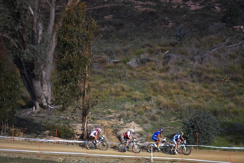 Mistrovstv� sv�ta MTB XC 2009, Canberra /AUS/