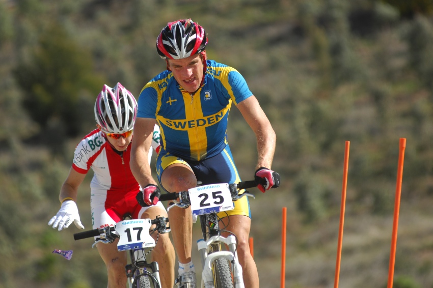 Mistrovství světa MTB XC 2009, Canberra - muži U23: