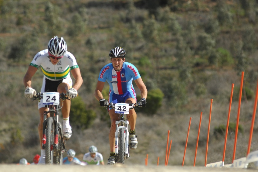 Mistrovství světa MTB XC 2009, Canberra - muži U23: Lukáš Sáblík