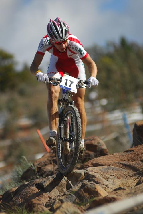 Mistrovství světa MTB XC 2009, Canberra - muži U23: Polák Marek Konwa