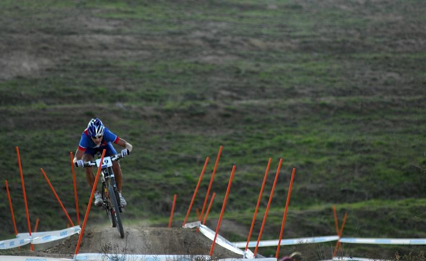 Mistrovstv� sv�ta MTB XC 2009, Canberra - mu�i U23: Peter Sagan