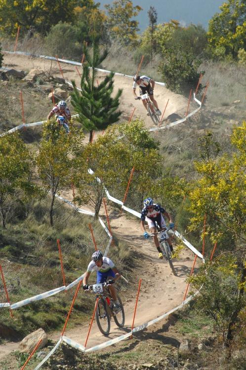 Mistrovství světa MTB XC 2009, Canberra - junioři: