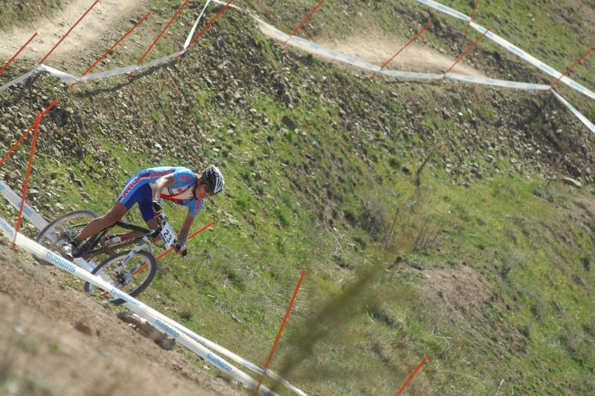 Mistrovství světa MTB XC 2009, Canberra - junioři: Dan Veselý