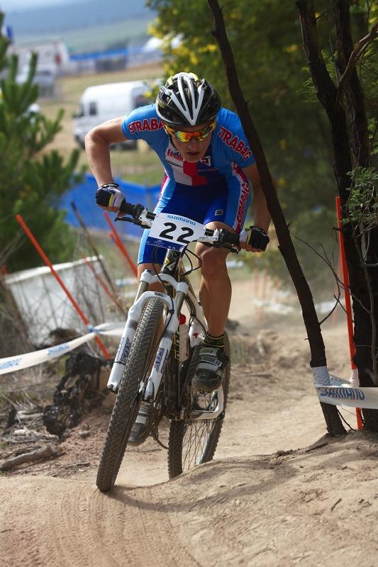 Mistrovství světa MTB XC 2009, Canberra /AUS/ - Tomáš Paprstka