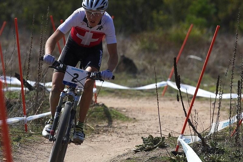 Mistrovství světa MTB XC 2009, Canberra /AUS/ - Matthias Stirnemann
