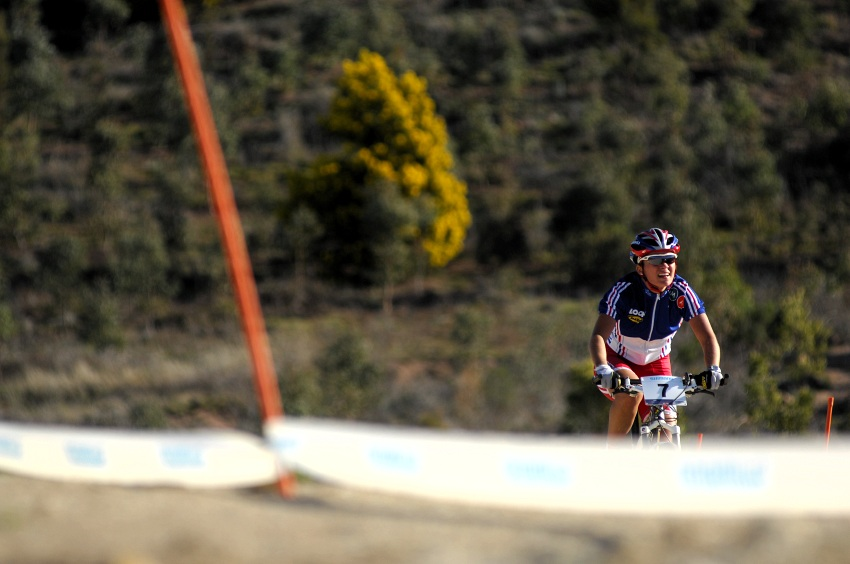 Mistrovství světa MTB XC 2009 - ženy U23:
