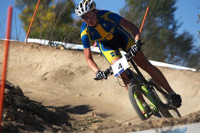 Mistrovství světa MTB XC 2009, Canberra /AUS/ - Alexandra Engen