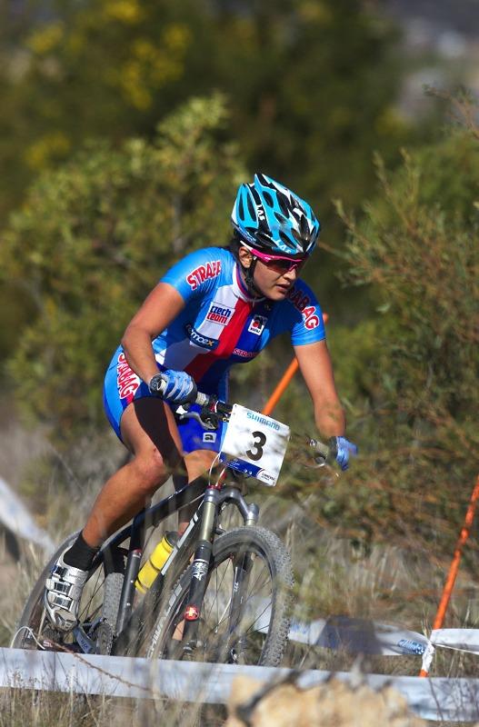 Mistrovství světa MTB XC 2009, Canberra /AUS/ - Tereza Huříková