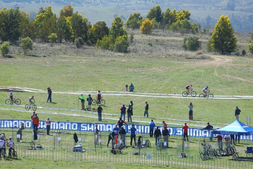 Mistrovstv� sv�ta MTB 2009, Canberra - juniorky: depo