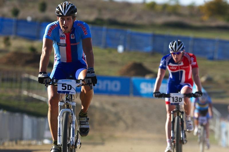 Mistrovství světa MTB XC 2009, Canberra /AUS/ - a vybojoval!