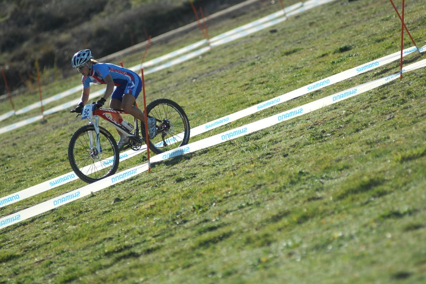Mistrovstv� sv�ta MTB XC 2009, Canberra /AUS/ - Pavla Havl�kov�