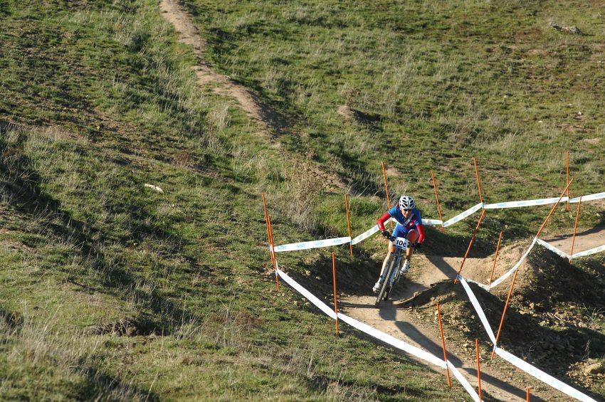 Mistrovství světa MTB XC 2009, Canberra /AUS/ - Janka Števková