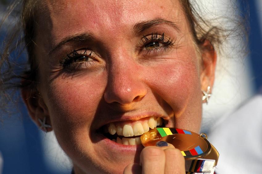 Mistrovství světa MTB XC 2009, Canberra /AUS/ - Eva Lechner