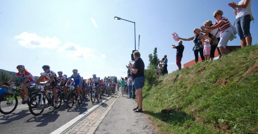 Mistrovství světa v MTB maratonu 2009 - Graz /AUT/: start žen