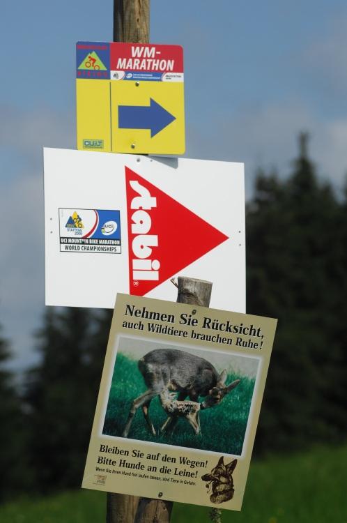 Mistrovstv� sv�ta v MTB maratonu 2009 - Graz /AUT/: