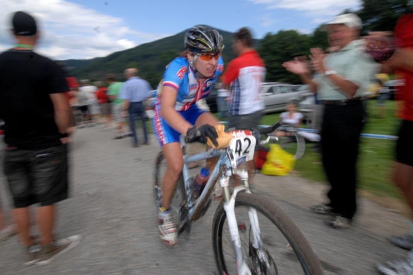Mistrovství světa v MTB maratonu 2009 - Graz /AUT/: Alena Krnáčová