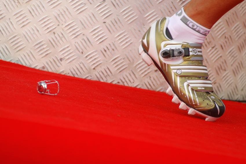 Mistrovství světa v MTB maratonu 2009 - Graz /AUT/: Sabine Spitz