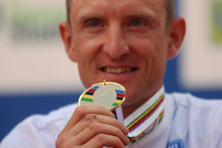 Mistrovstv� sv�ta v MTB maratonu 2009 - Graz /AUT/: Roel Paulissen