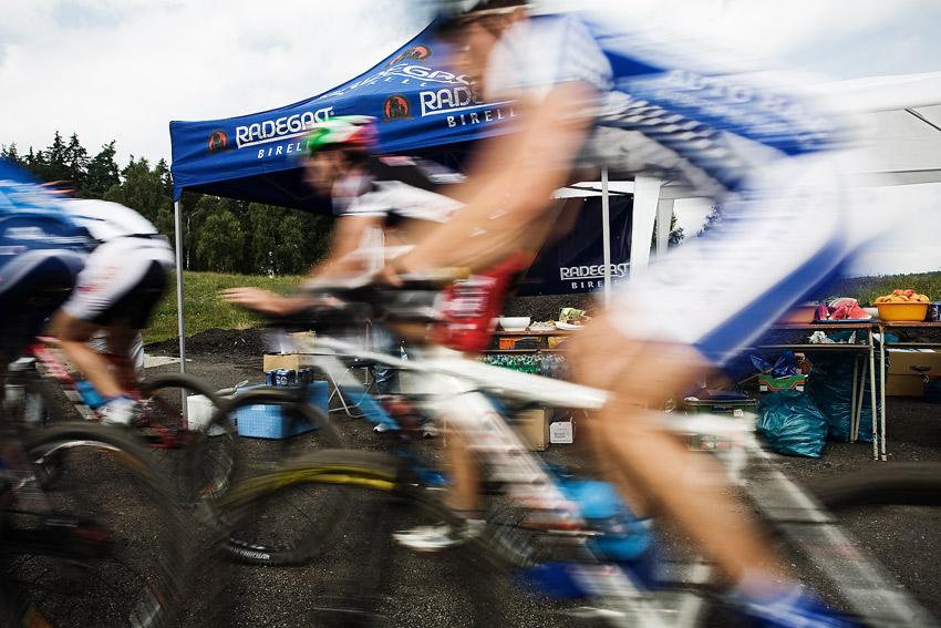KPŽ AM bikemaraton ČS Karlovy Vary 2009