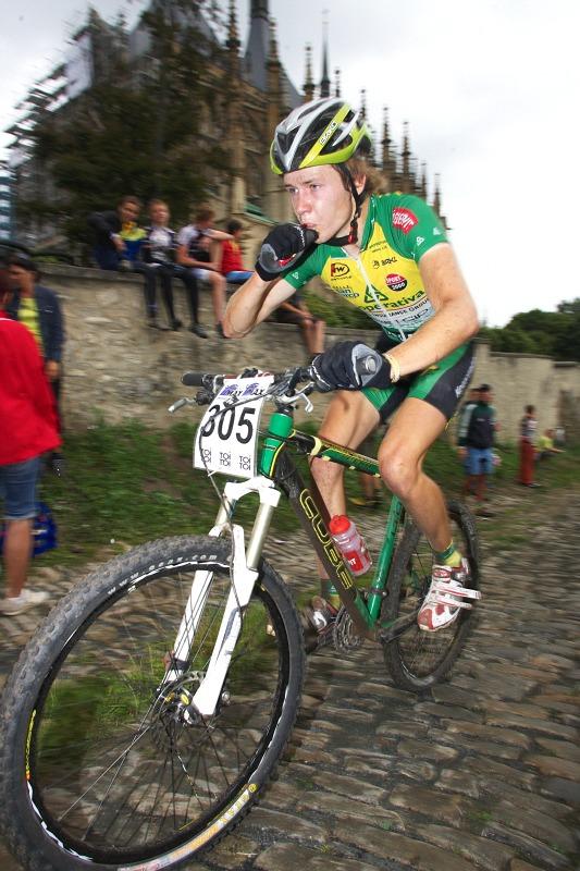 Český pohár XCO #5 - Kutná Hora 22.8. 2009 - Michal Šimerle