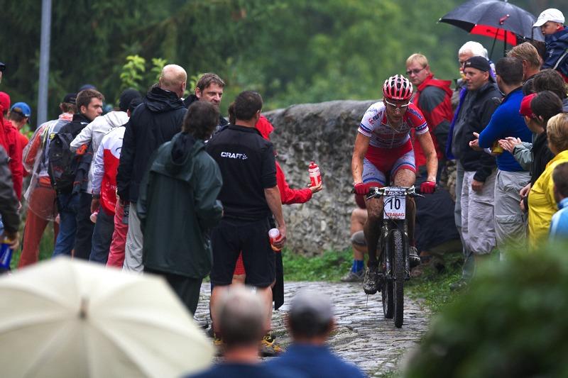 Český pohár XCO #5 - Kutná Hora 22.8. 2009 - Jaroslav Kulhavý