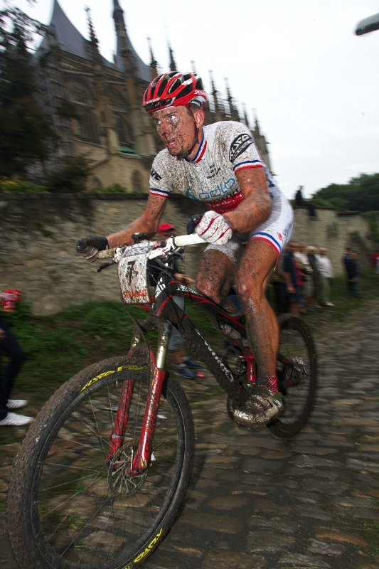 �esk� poh�r XCO #5 - Kutn� Hora 22.8. 2009 - Pavel Boudn�