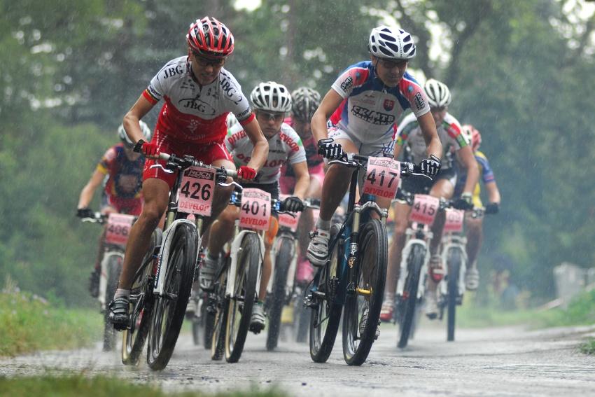ČP MTB XC 2009 - finále Kutná Hora: start žen
