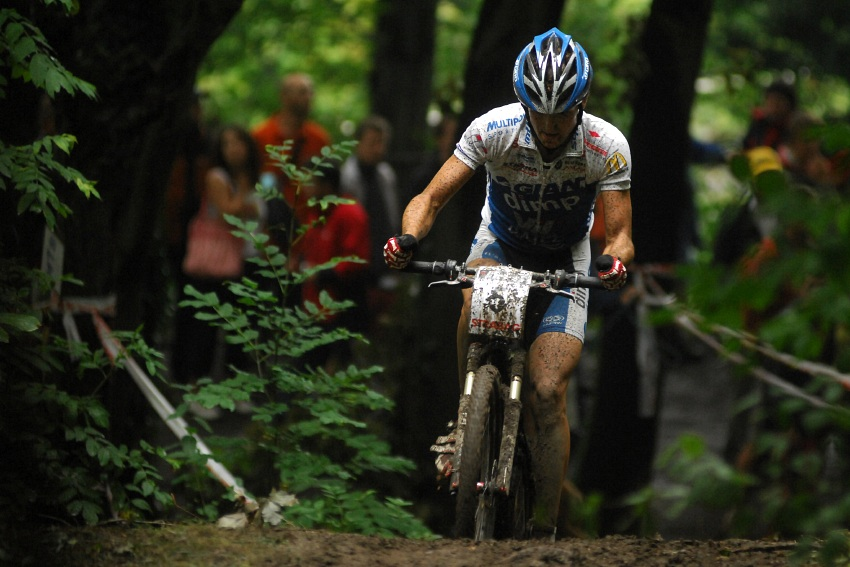 �P MTB XC 2009 - fin�le Kutn� Hora: Jan �karnitzl