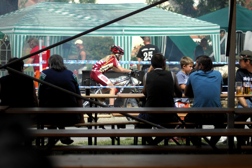 Fin�le Jiho�esk�ho poh�ru MTB 09 v Novosedlech