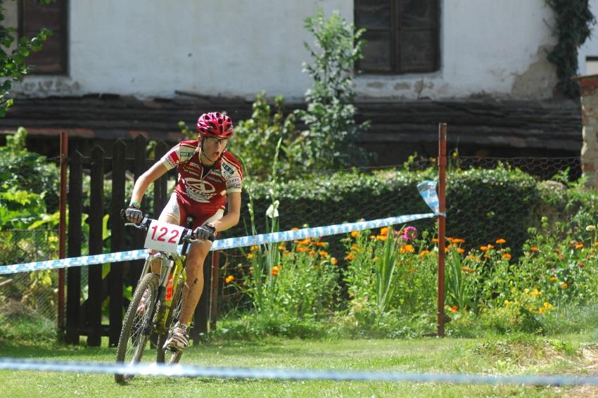 Finále Jihočeského poháru MTB 09 v Novosedlech