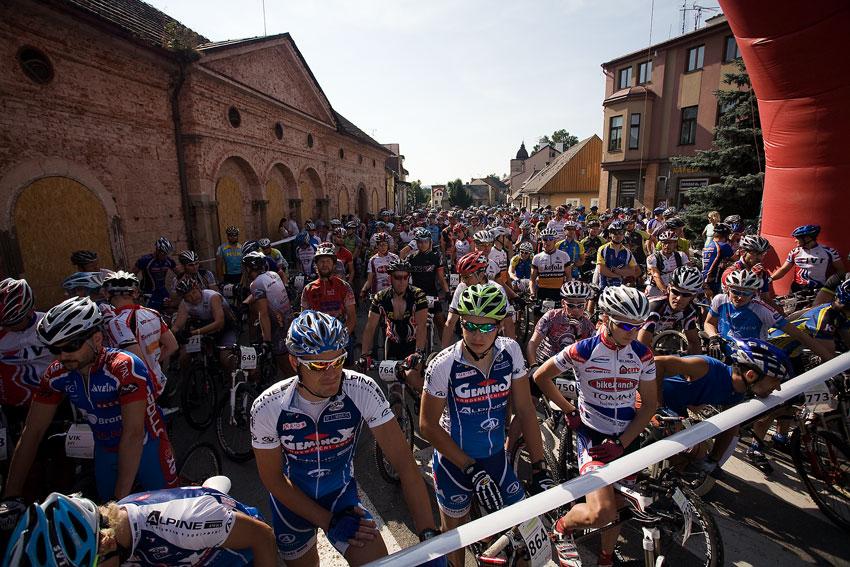 Podkrkonošský maraton 2009 - 894 startujících