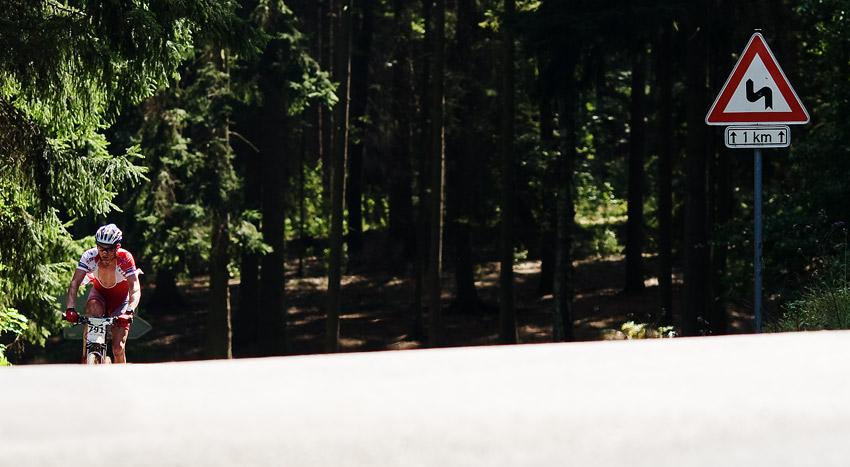 Podkrkonošský maraton 2009 - Ondra Zelený