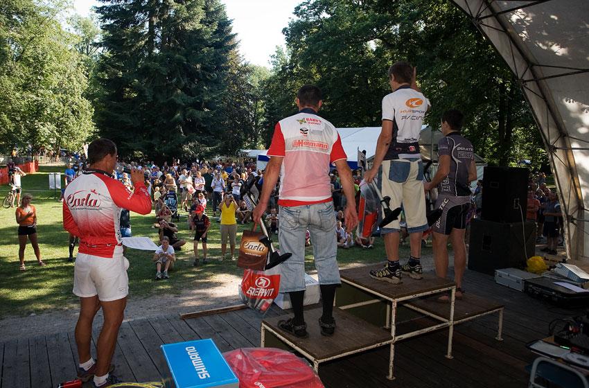 Podkrkono�sk� maraton 2009