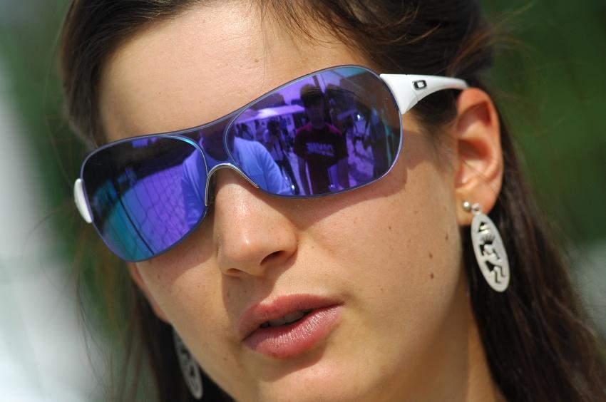 Sport Invest setkání sportovců 18.8.2009 - Tereza Huříková