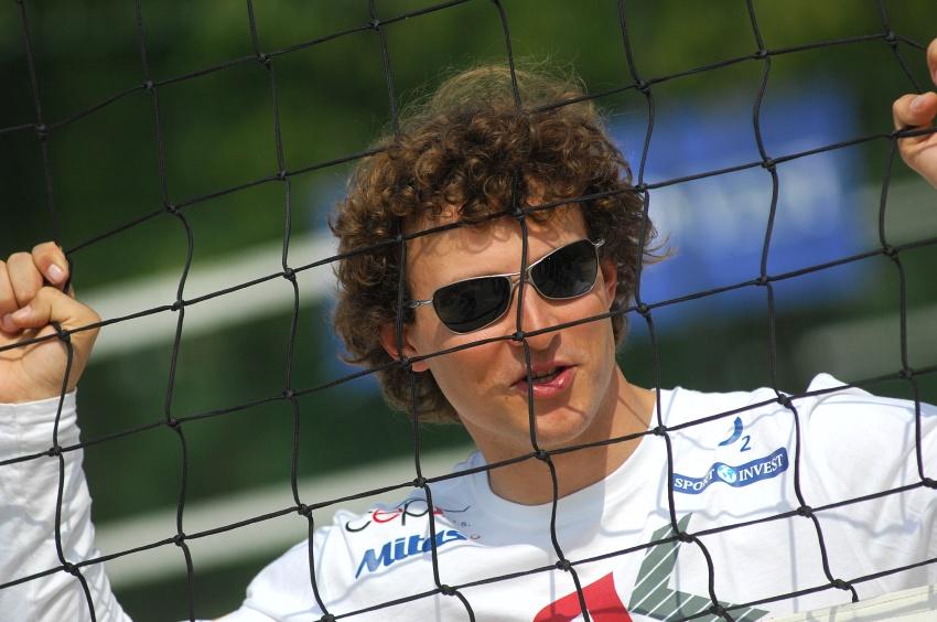 Sport Invest setkání sportovců 18.8.2009 - Michal Novotný