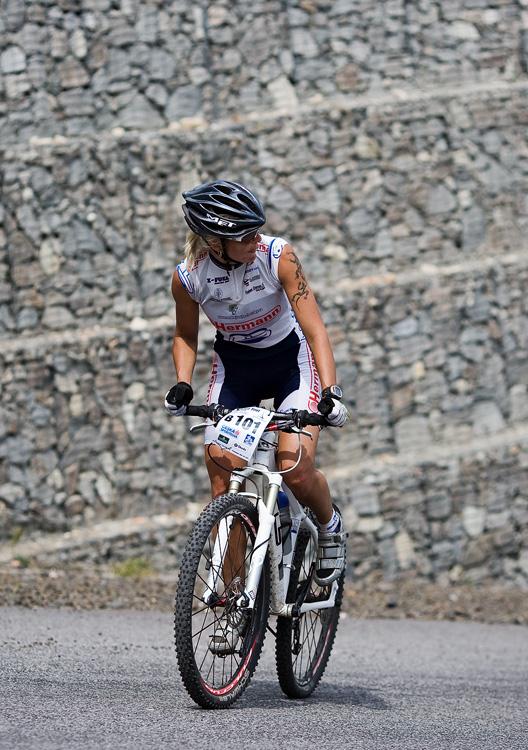 KPŽ Ještěd Tour 2009 - Ivana Loubková