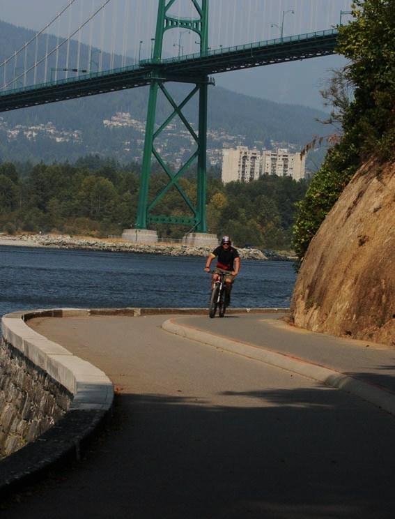 MRSN Crankworks Trip 2009, Vancouver, Kanada.