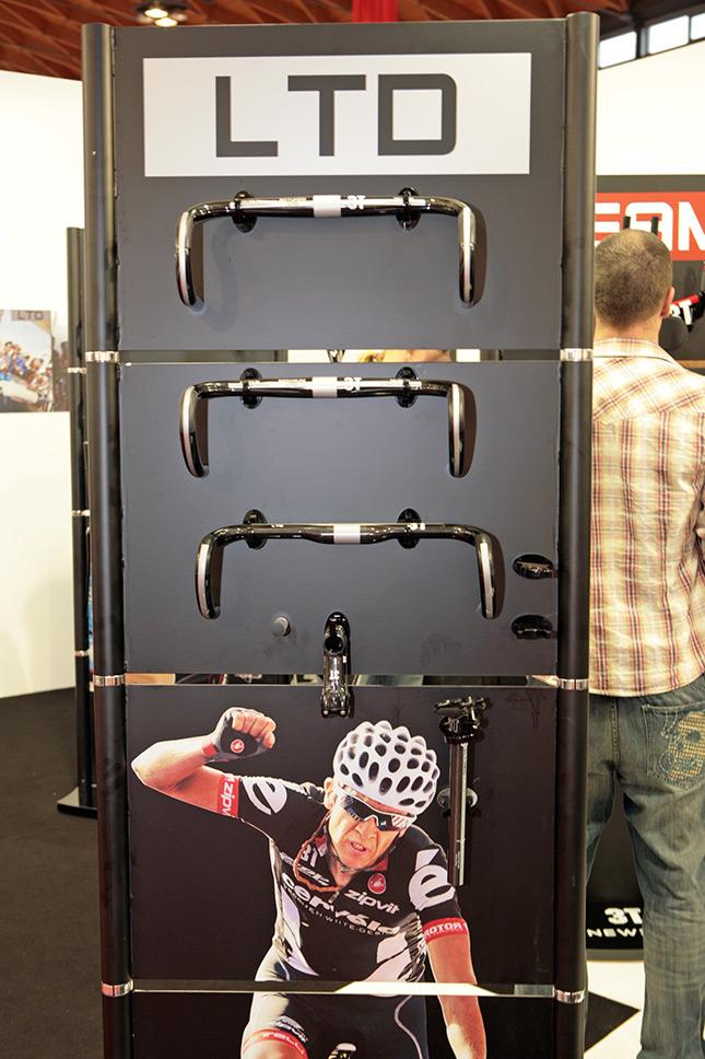 3T - produkty 2010 na Eurobiku 2009