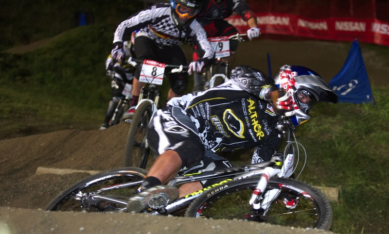 Nissan UCI MTB 4X #8, Schladming 19.9. 2009 - Michal Prokop