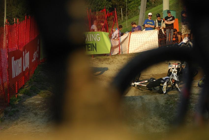 Světový pohár 4X, Schladming 2009: Roger Rinderknecht