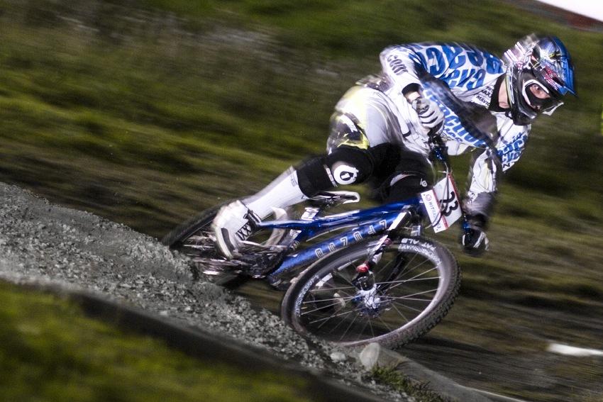 Světový pohár 4X, Schladming 2009: Lukáš Měchura
