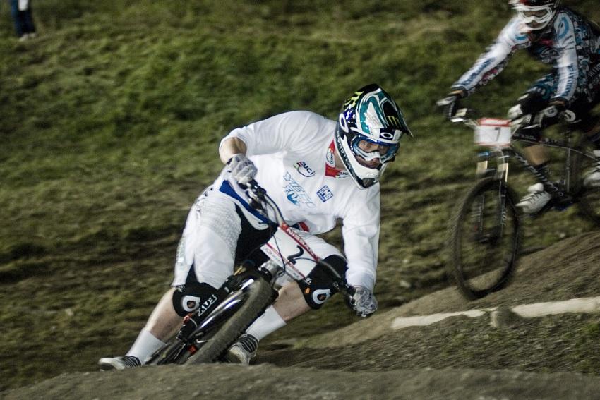 Světový pohár 4X, Schladming 2009: Jared Graves