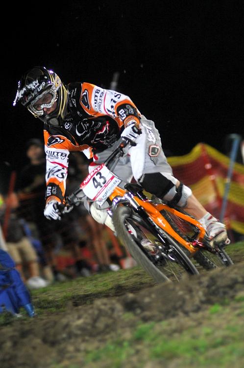 Světový pohár 4X, Schladming 2009: Přemek Tejchman