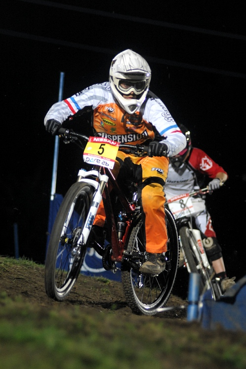 Světový pohár 4X, Schladming 2009: Emmeline Ragot