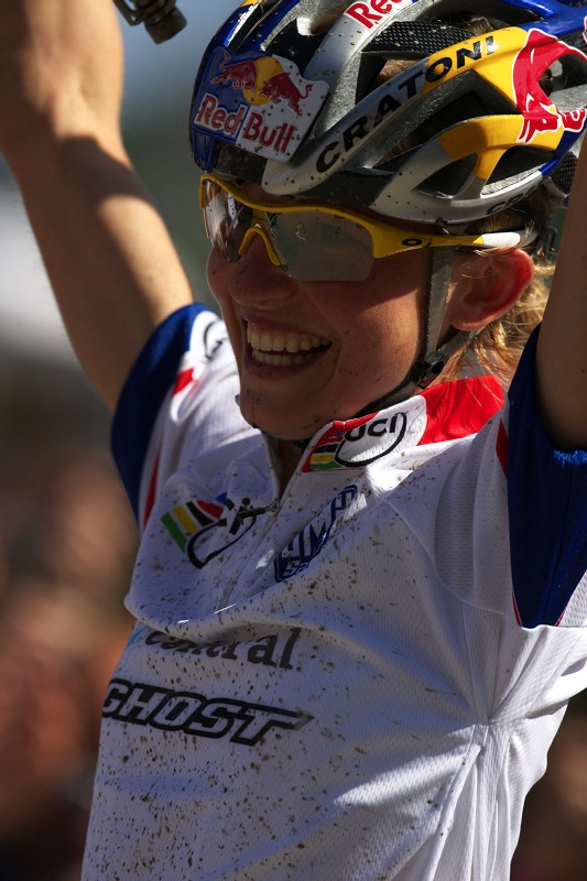 Nissan UCI MTB World Cup XCO #8, Schladming 19.9. 2009 - Lisi Osl
