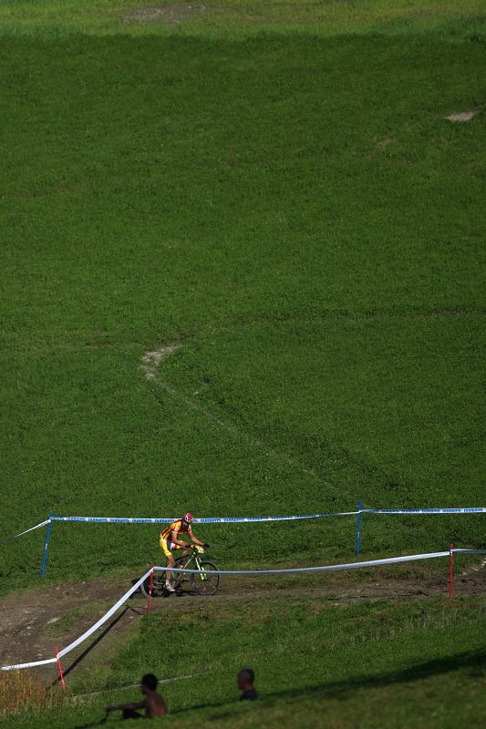 Nissan UCI MTB World Cup XCO #8, Schladming 19.9. 2009 - Jose Antonio Hermida
