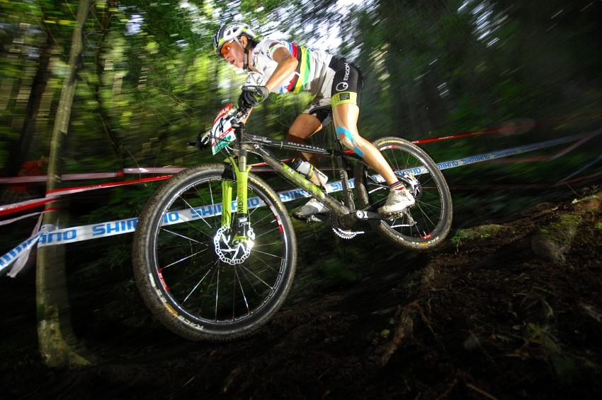 Nissan UCI světový pohár MTB #8 - Schladming 2009: Irina Kalentieva