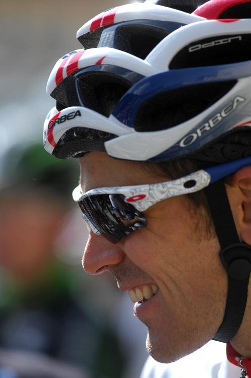 Nissan UCI světový pohár MTB #8 - Schladming 2009: Julien Absalo měl důvody se usmívat
