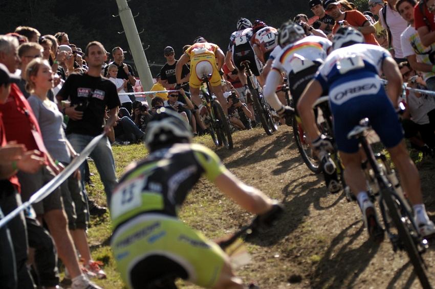 Nissan UCI světový pohár MTB #8 - Schladming 2009: