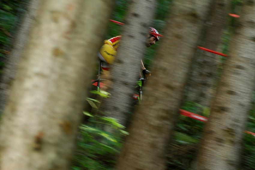 Nissan UCI sv�tov� poh�r MTB #8 - Schladming 2009: Jos� Antonio Hermida Ramos
